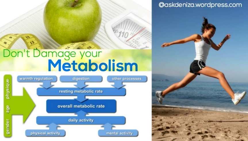 All about Metabolic Damage – and how to avoidit