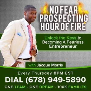No Fear Prospecting