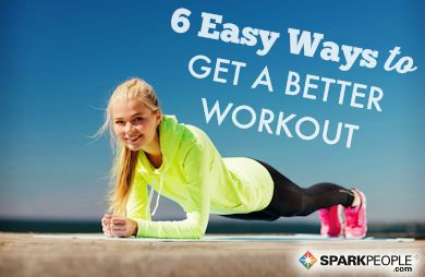 6 Swaps for More EfficientWorkouts