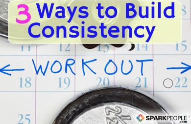 3 Simple Ways to Build Consistency