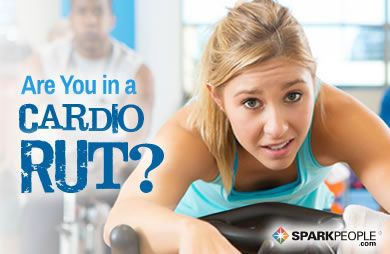 Are You in a Cardio Rut? BreakFree!