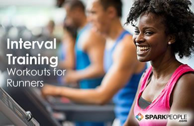 Running Workouts with Interval Training