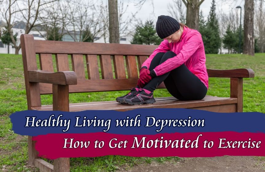 Finding Exercise Motivation When You're Depressed