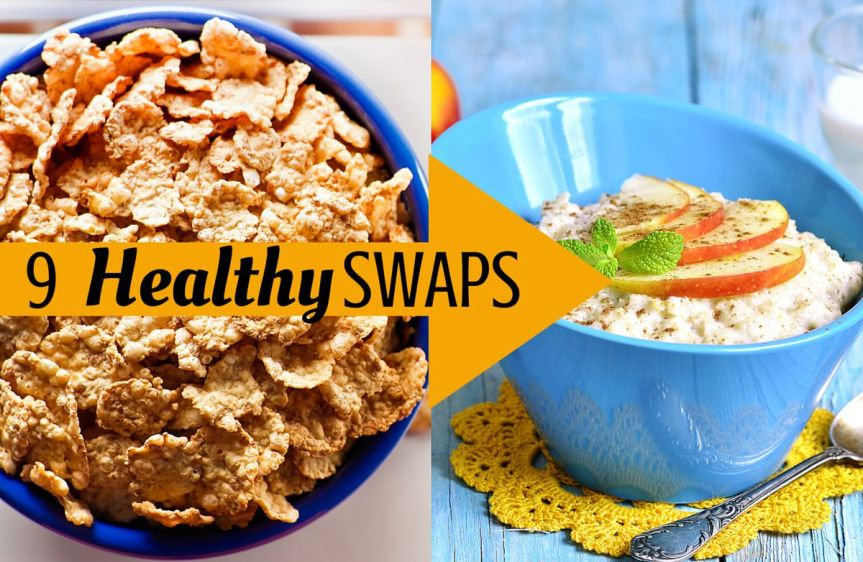 9 Superfood Swaps for a HealthierDiet