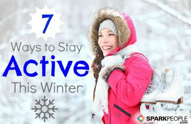 7 Smart Ways to Stay Active ThisWinter